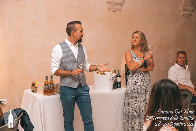 foto Evento Wine Embassy – Dal Maso @ Basilica Palladiana Vicenza – Agosto 2020 – 15
