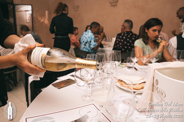foto Evento Wine Embassy – Dal Maso @ Basilica Palladiana Vicenza – Agosto 2020 – 16