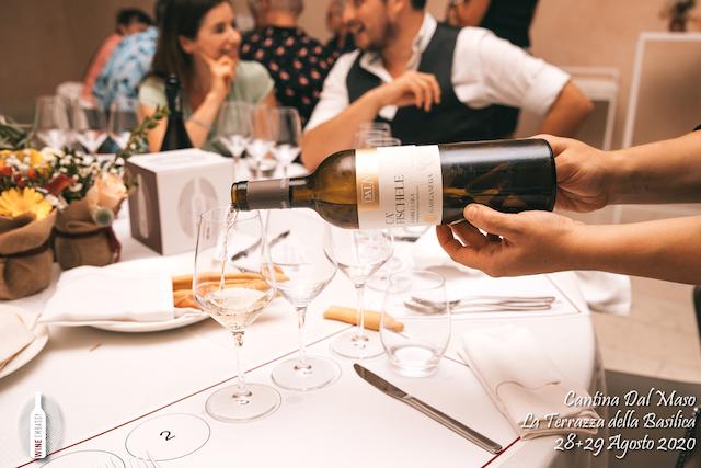 foto Evento Wine Embassy – Dal Maso @ Basilica Palladiana Vicenza – Agosto 2020 – 18