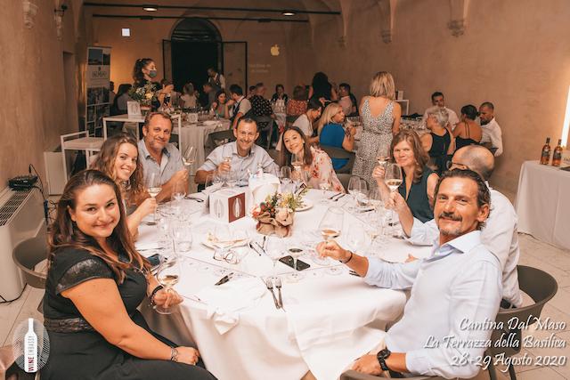 foto Evento Wine Embassy – Dal Maso @ Basilica Palladiana Vicenza – Agosto 2020 – 19