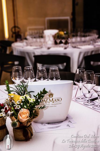 foto Evento Wine Embassy – Dal Maso @ Basilica Palladiana Vicenza – Agosto 2020 – 2