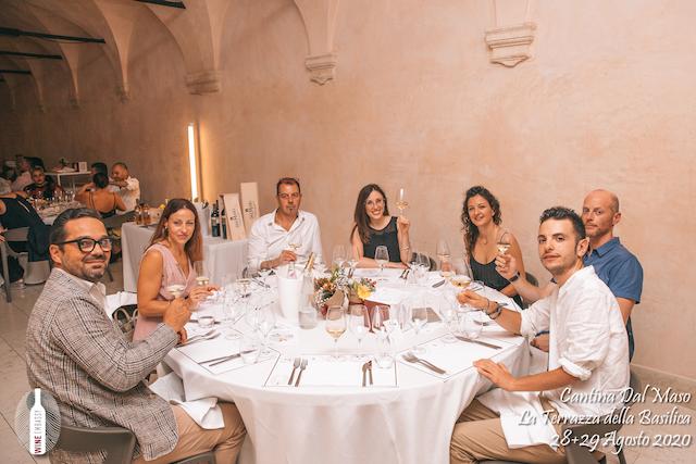 foto Evento Wine Embassy – Dal Maso @ Basilica Palladiana Vicenza – Agosto 2020 – 20
