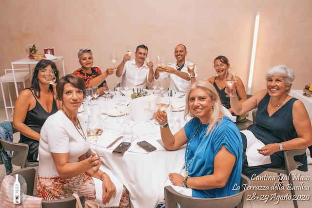 foto Evento Wine Embassy – Dal Maso @ Basilica Palladiana Vicenza – Agosto 2020 – 21