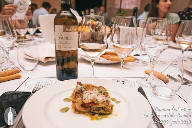 foto Evento Wine Embassy – Dal Maso @ Basilica Palladiana Vicenza – Agosto 2020 – 22