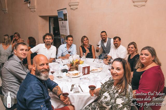 foto Evento Wine Embassy – Dal Maso @ Basilica Palladiana Vicenza – Agosto 2020 – 23