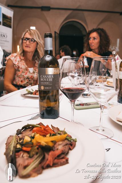 foto Evento Wine Embassy – Dal Maso @ Basilica Palladiana Vicenza – Agosto 2020 – 24