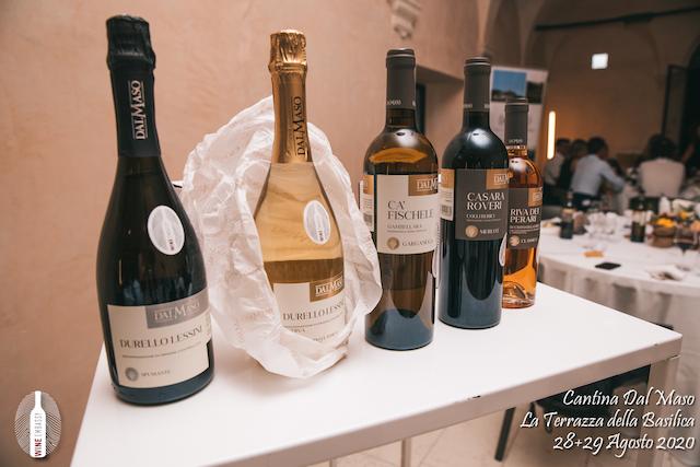 foto Evento Wine Embassy – Dal Maso @ Basilica Palladiana Vicenza – Agosto 2020 – 25