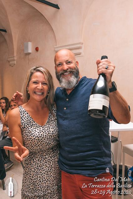 foto Evento Wine Embassy – Dal Maso @ Basilica Palladiana Vicenza – Agosto 2020 – 28