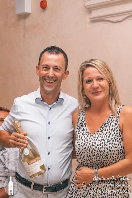 foto Evento Wine Embassy – Dal Maso @ Basilica Palladiana Vicenza – Agosto 2020 – 29