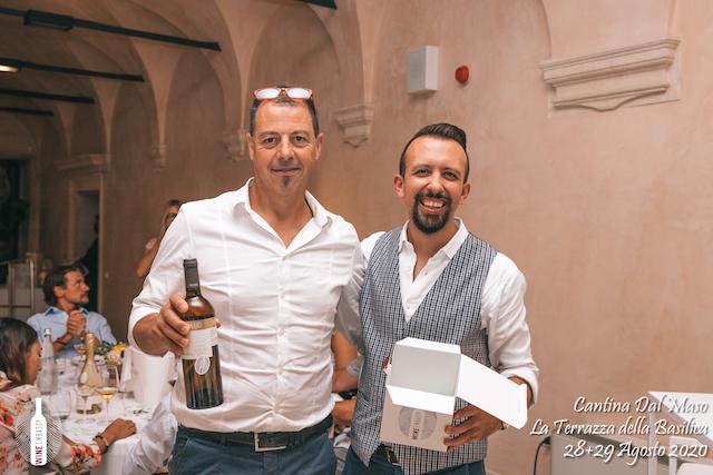 foto Evento Wine Embassy – Dal Maso @ Basilica Palladiana Vicenza – Agosto 2020 – 30