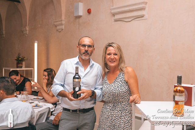 foto Evento Wine Embassy – Dal Maso @ Basilica Palladiana Vicenza – Agosto 2020 – 31