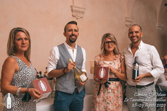 foto Evento Wine Embassy – Dal Maso @ Basilica Palladiana Vicenza – Agosto 2020 – 33