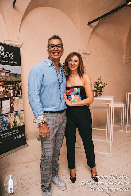 foto Evento Wine Embassy – Dal Maso @ Basilica Palladiana Vicenza – Agosto 2020 – 35