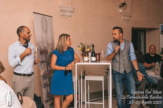 foto Evento Wine Embassy – Dal Maso @ Basilica Palladiana Vicenza – Agosto 2020 – 36