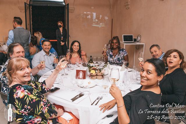 foto Evento Wine Embassy – Dal Maso @ Basilica Palladiana Vicenza – Agosto 2020 – 38
