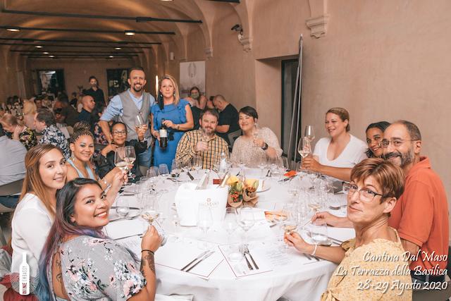 foto Evento Wine Embassy – Dal Maso @ Basilica Palladiana Vicenza – Agosto 2020 – 39