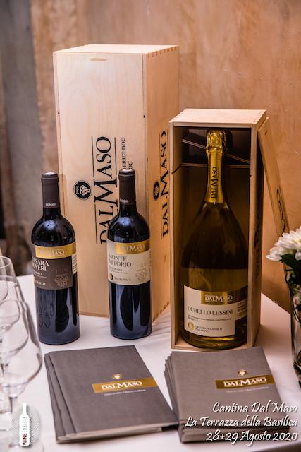 foto Evento Wine Embassy – Dal Maso @ Basilica Palladiana Vicenza – Agosto 2020 – 4