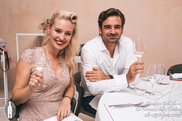foto Evento Wine Embassy – Dal Maso @ Basilica Palladiana Vicenza – Agosto 2020 – 40