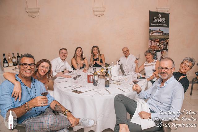 foto Evento Wine Embassy – Dal Maso @ Basilica Palladiana Vicenza – Agosto 2020 – 41