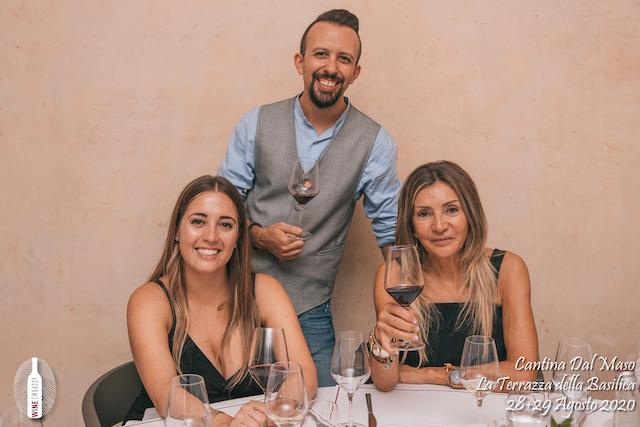 foto Evento Wine Embassy – Dal Maso @ Basilica Palladiana Vicenza – Agosto 2020 – 42