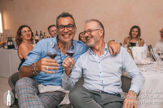 foto Evento Wine Embassy – Dal Maso @ Basilica Palladiana Vicenza – Agosto 2020 – 43