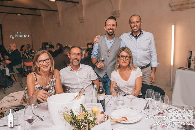 foto Evento Wine Embassy – Dal Maso @ Basilica Palladiana Vicenza – Agosto 2020 – 44