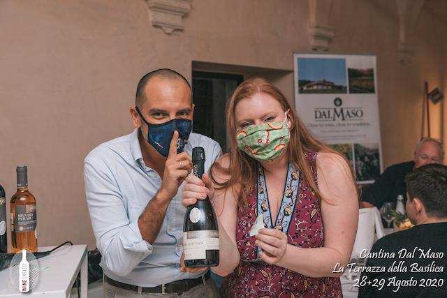 foto Evento Wine Embassy – Dal Maso @ Basilica Palladiana Vicenza – Agosto 2020 – 46