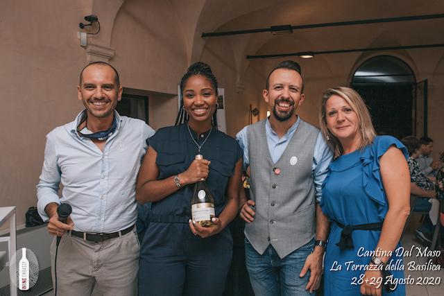 foto Evento Wine Embassy – Dal Maso @ Basilica Palladiana Vicenza – Agosto 2020 – 47