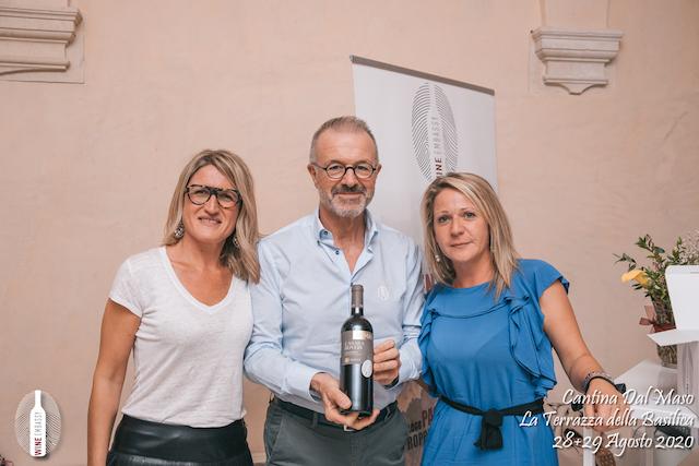 foto Evento Wine Embassy – Dal Maso @ Basilica Palladiana Vicenza – Agosto 2020 – 49