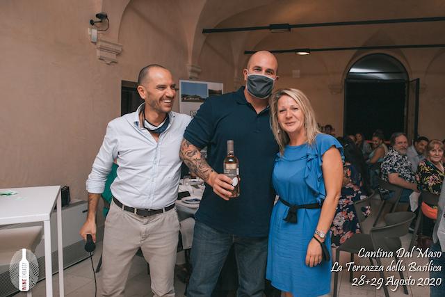 foto Evento Wine Embassy – Dal Maso @ Basilica Palladiana Vicenza – Agosto 2020 – 50