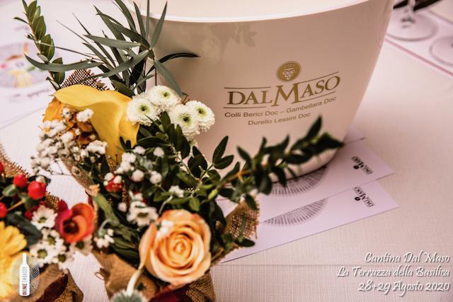 foto Evento Wine Embassy – Dal Maso @ Basilica Palladiana Vicenza – Agosto 2020 – 7