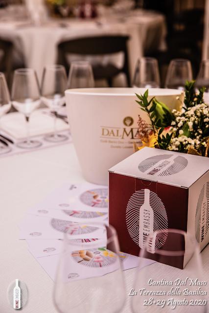 foto Evento Wine Embassy – Dal Maso @ Basilica Palladiana Vicenza – Agosto 2020 – 8