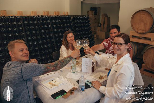 foto Evento Wine Embassy – Vendemmia @ Cantina Ongaresca 12 Settembre 2020 – – 64