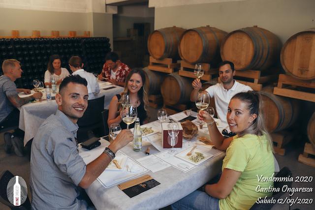 foto Evento Wine Embassy – Vendemmia @ Cantina Ongaresca 12 Settembre 2020 – – 65