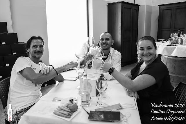 foto Evento Wine Embassy – Vendemmia @ Cantina Ongaresca 12 Settembre 2020 – – 66