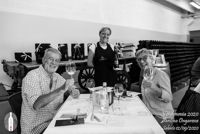 foto Evento Wine Embassy – Vendemmia @ Cantina Ongaresca 12 Settembre 2020 – – 67
