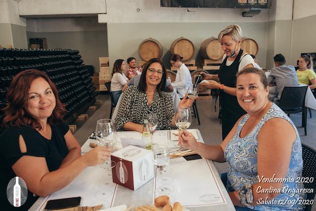 foto Evento Wine Embassy – Vendemmia @ Cantina Ongaresca 12 Settembre 2020 – – 68