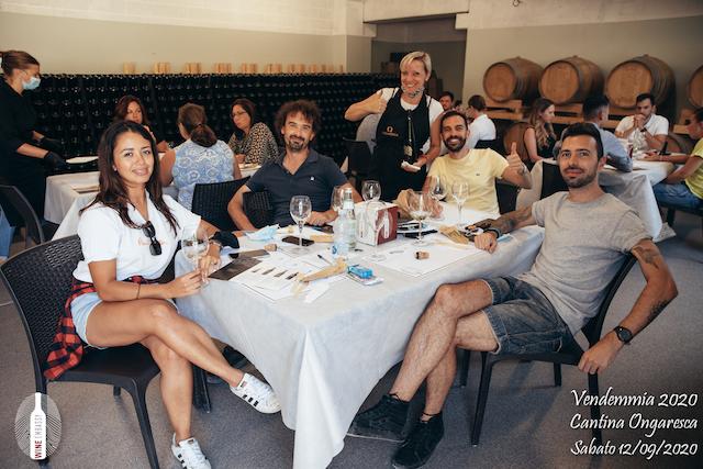 foto Evento Wine Embassy – Vendemmia @ Cantina Ongaresca 12 Settembre 2020 – – 69
