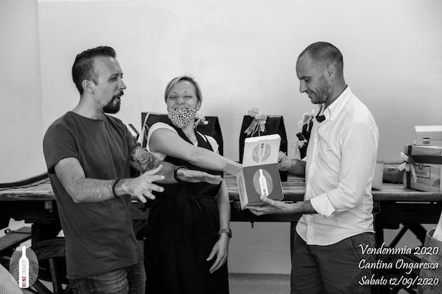 foto Evento Wine Embassy – Vendemmia @ Cantina Ongaresca 12 Settembre 2020 – – 73