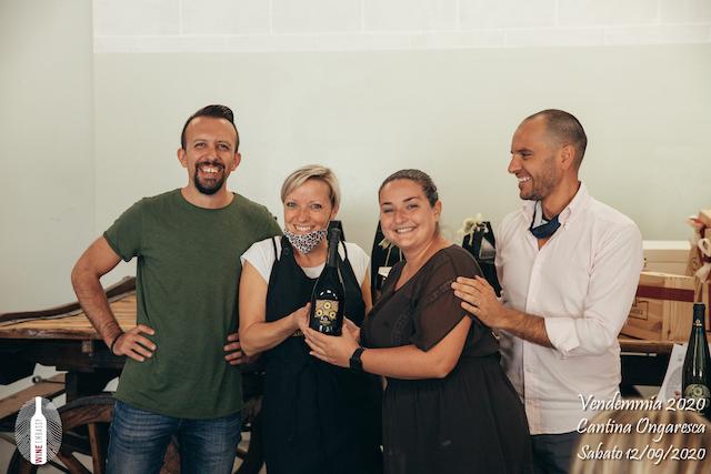 foto Evento Wine Embassy – Vendemmia @ Cantina Ongaresca 12 Settembre 2020 – – 74