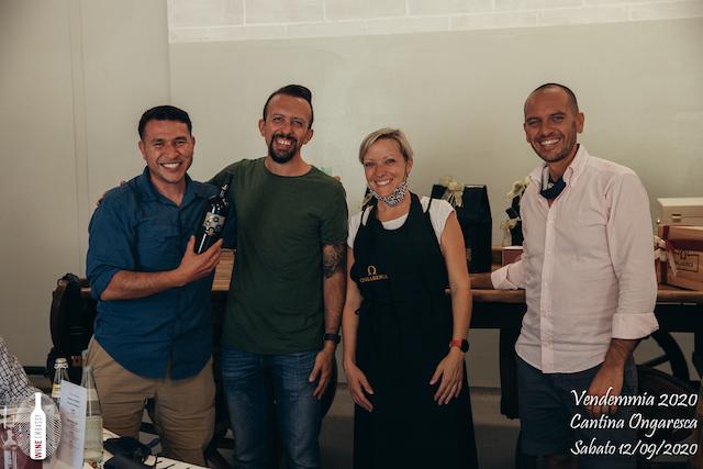 foto Evento Wine Embassy – Vendemmia @ Cantina Ongaresca 12 Settembre 2020 – – 77
