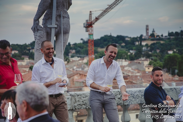 foto Evento Wine Embassy – Bellaguardia@Basilica Palladiana 02.07.2021 – 14