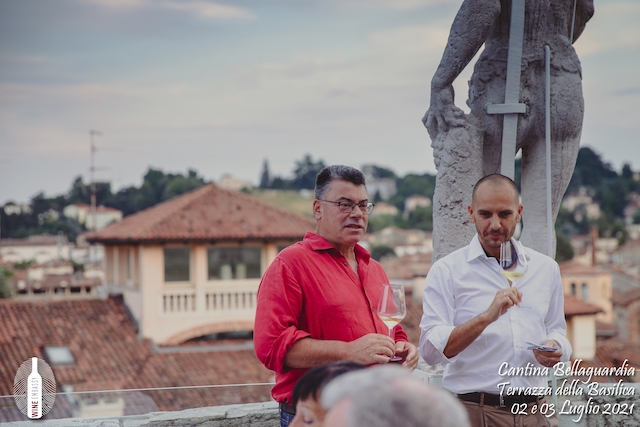 foto Evento Wine Embassy – Bellaguardia@Basilica Palladiana 02.07.2021 – 16