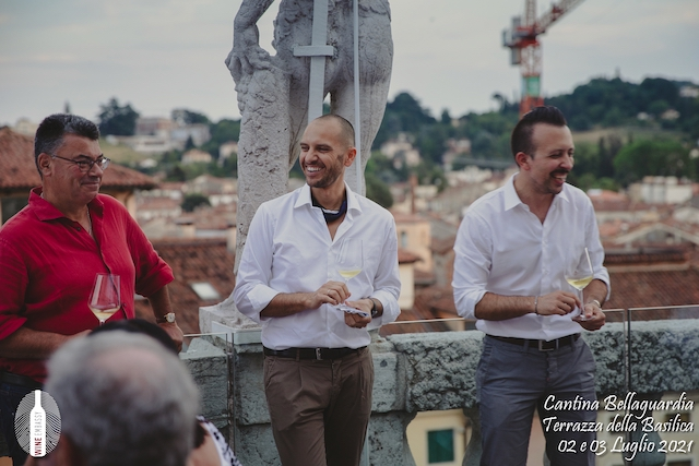 foto Evento Wine Embassy – Bellaguardia@Basilica Palladiana 02.07.2021 – 18
