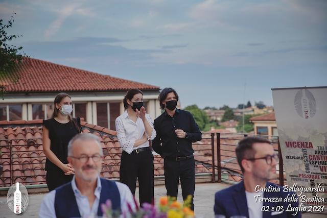 foto Evento Wine Embassy – Bellaguardia@Basilica Palladiana 02.07.2021 – 19