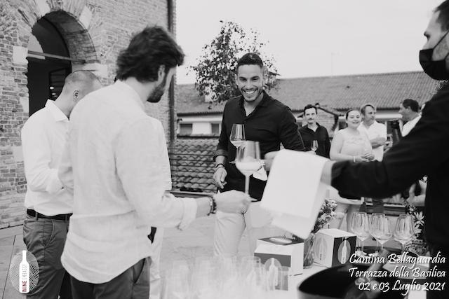 foto Evento Wine Embassy – Bellaguardia@Basilica Palladiana 02.07.2021 – 23