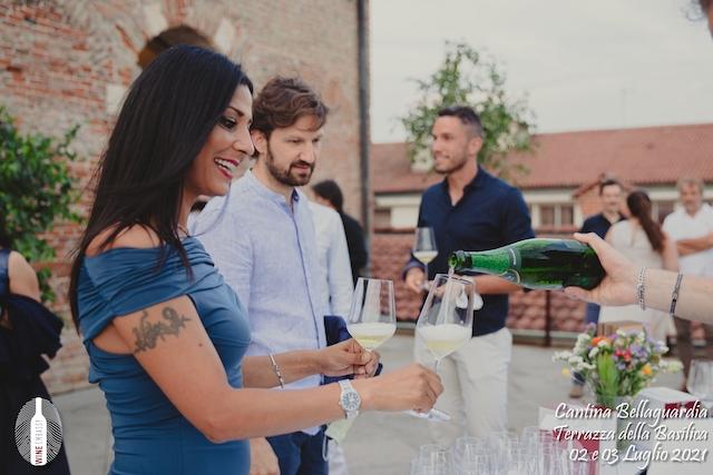 foto Evento Wine Embassy – Bellaguardia@Basilica Palladiana 02.07.2021 – 25