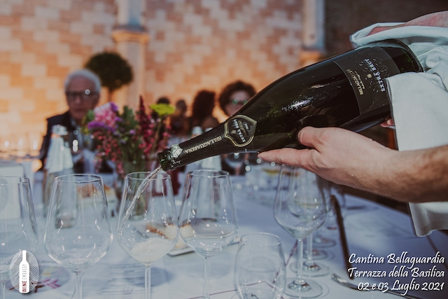 foto Evento Wine Embassy – Bellaguardia@Basilica Palladiana 02.07.2021 – 31
