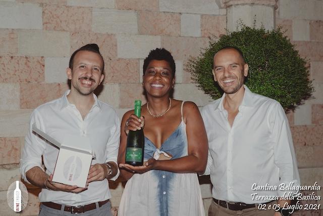 foto Evento Wine Embassy – Bellaguardia@Basilica Palladiana 02.07.2021 – 32
