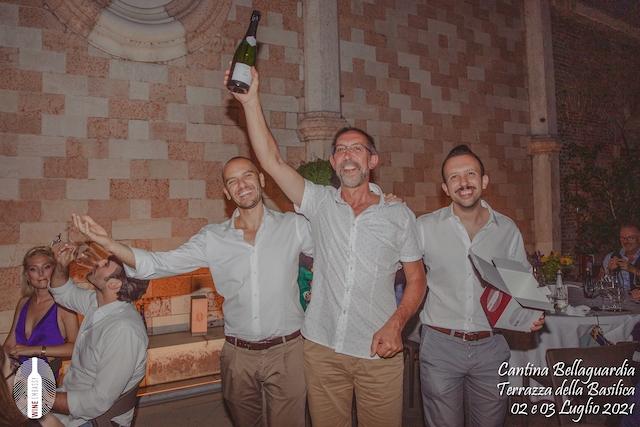 foto Evento Wine Embassy – Bellaguardia@Basilica Palladiana 02.07.2021 – 35